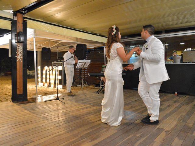 La boda de Javier y Diana en Canet De Mar, Barcelona 77