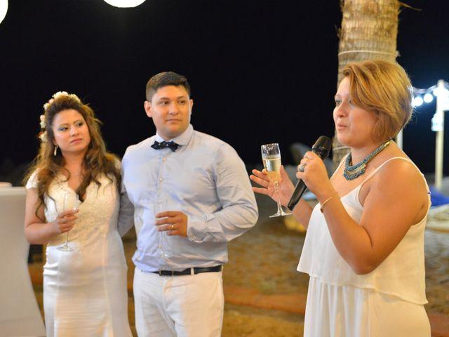 La boda de Javier y Diana en Canet De Mar, Barcelona 92
