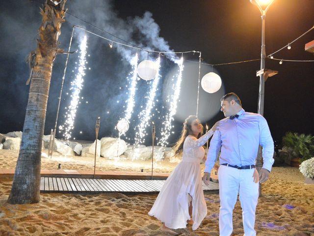 La boda de Javier y Diana en Canet De Mar, Barcelona 101