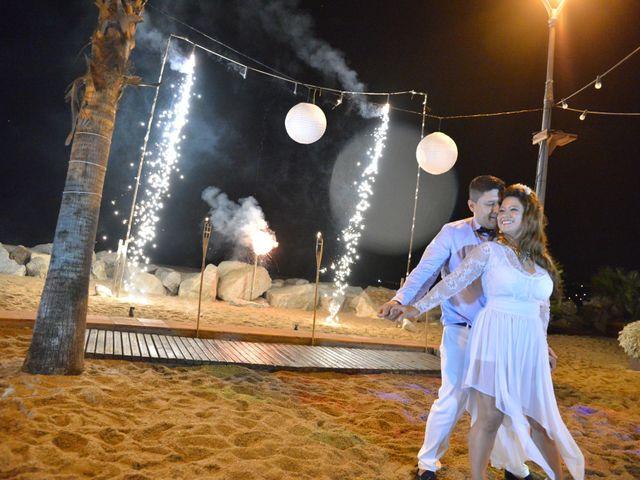 La boda de Javier y Diana en Canet De Mar, Barcelona 102