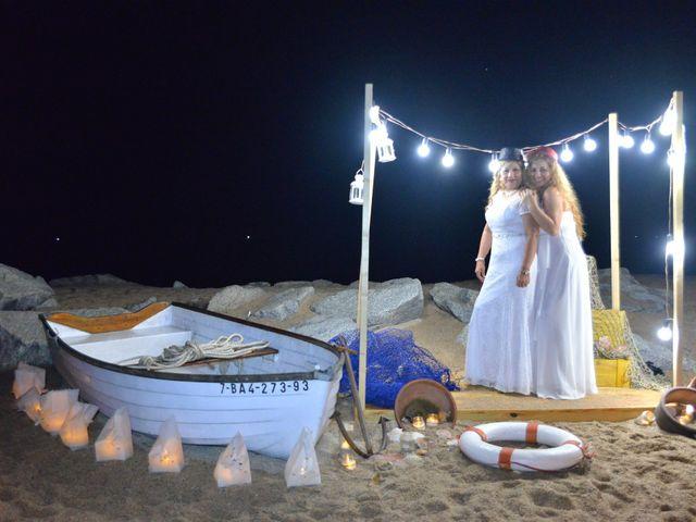 La boda de Javier y Diana en Canet De Mar, Barcelona 125