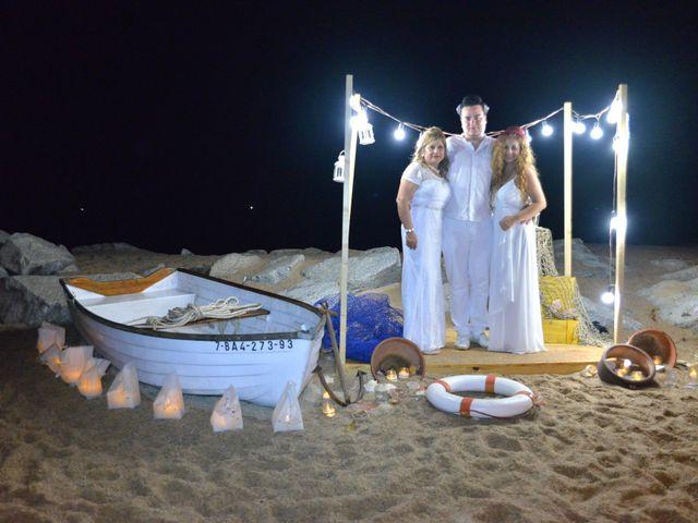 La boda de Javier y Diana en Canet De Mar, Barcelona 126