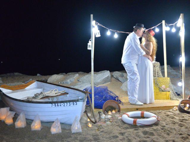 La boda de Javier y Diana en Canet De Mar, Barcelona 127