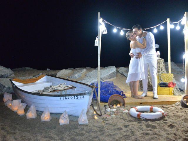 La boda de Javier y Diana en Canet De Mar, Barcelona 128