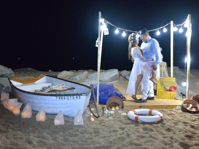 La boda de Javier y Diana en Canet De Mar, Barcelona 129