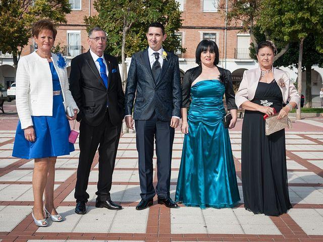 La boda de Francisco y Mayte en Valladolid, Valladolid 79