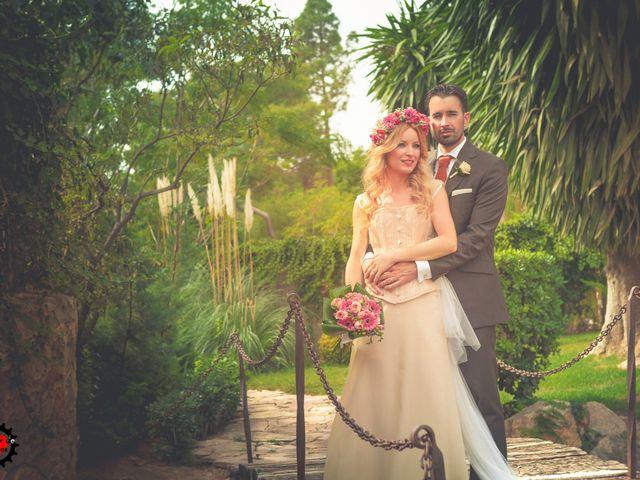La boda de Eva y Vicente  en Valencia, Valencia 1