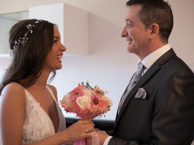 La boda de Adrián y Alba en El Puig, Valencia 7