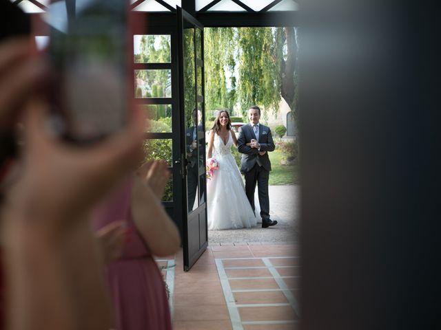 La boda de Adrián y Alba en El Puig, Valencia 14