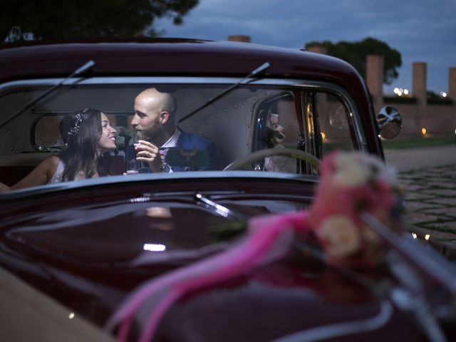 La boda de Adrián y Alba en El Puig, Valencia 25