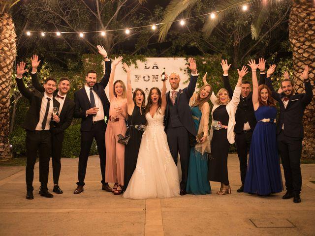 La boda de Adrián y Alba en El Puig, Valencia 27