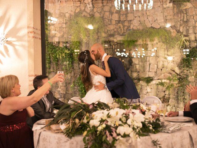 La boda de Adrián y Alba en El Puig, Valencia 29