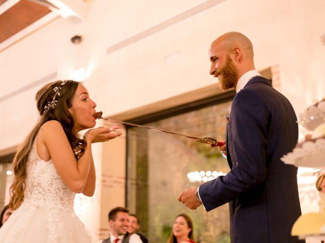La boda de Adrián y Alba en El Puig, Valencia 31
