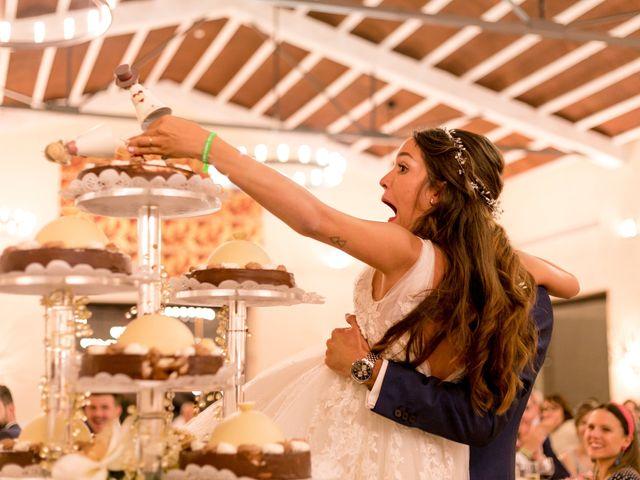 La boda de Adrián y Alba en El Puig, Valencia 32