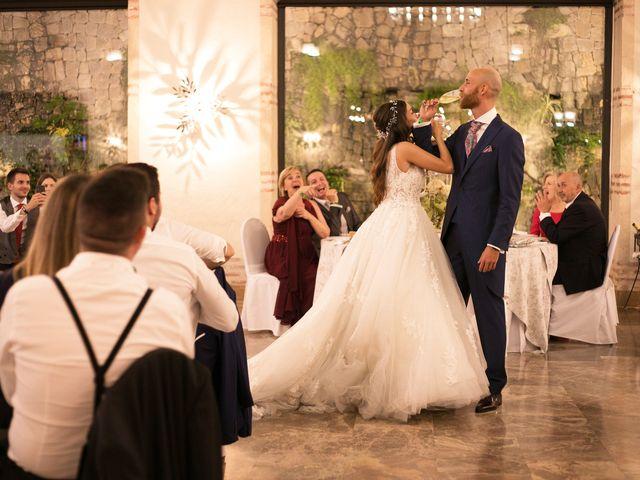 La boda de Adrián y Alba en El Puig, Valencia 33