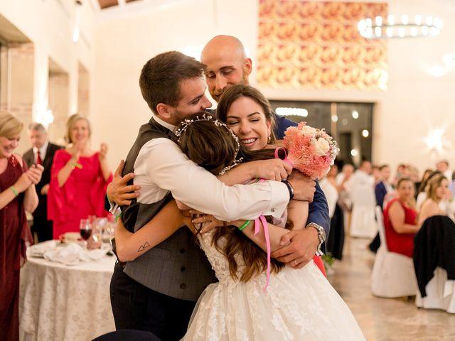 La boda de Adrián y Alba en El Puig, Valencia 36
