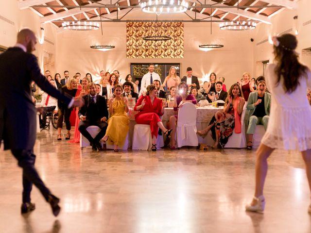 La boda de Adrián y Alba en El Puig, Valencia 37