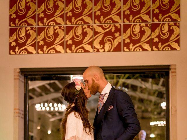 La boda de Adrián y Alba en El Puig, Valencia 40