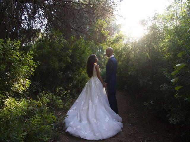 La boda de Adrián y Alba en El Puig, Valencia 42