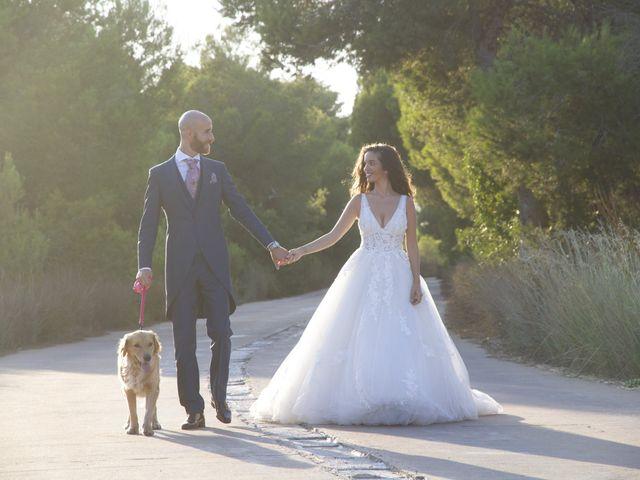La boda de Adrián y Alba en El Puig, Valencia 44