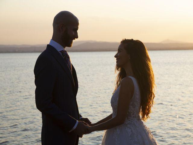 La boda de Adrián y Alba en El Puig, Valencia 45