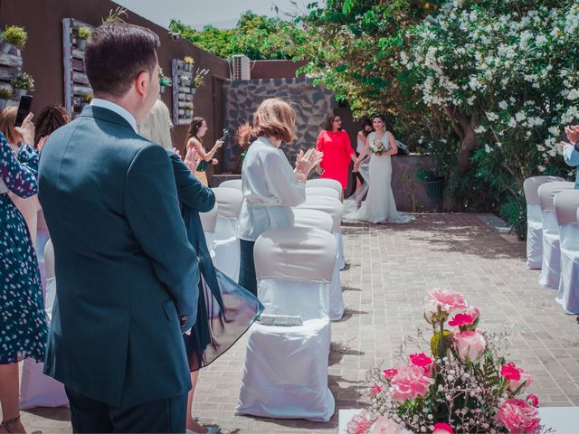 La boda de Borja y Emicel en Santa Cruz De Tenerife, Santa Cruz de Tenerife 10