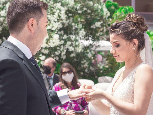 La boda de Borja y Emicel en Santa Cruz De Tenerife, Santa Cruz de Tenerife 14