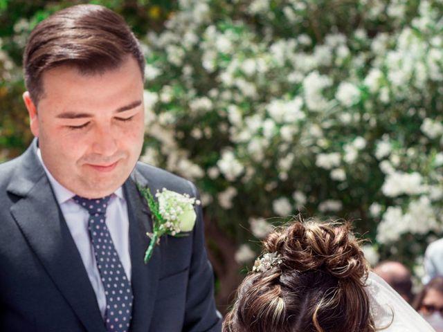 La boda de Borja y Emicel en Santa Cruz De Tenerife, Santa Cruz de Tenerife 19