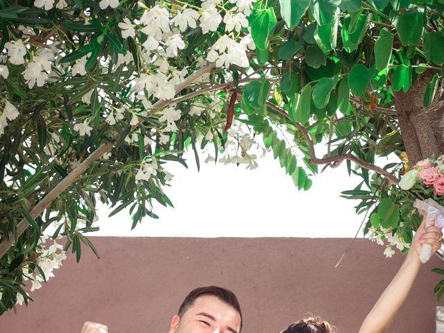 La boda de Borja y Emicel en Santa Cruz De Tenerife, Santa Cruz de Tenerife 23