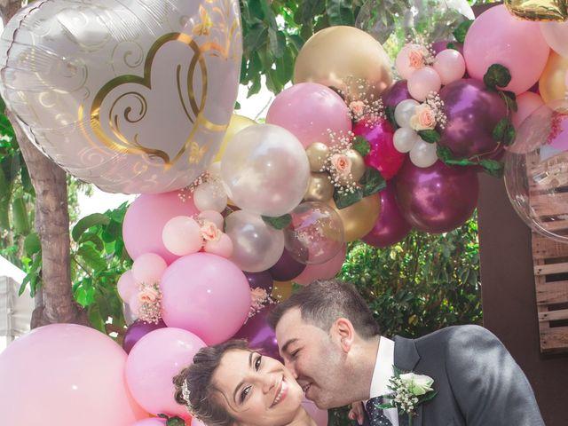 La boda de Emicel y Borja