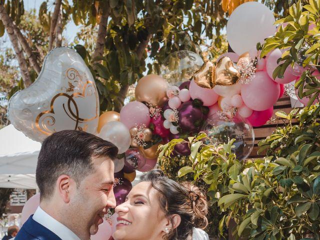 La boda de Borja y Emicel en Santa Cruz De Tenerife, Santa Cruz de Tenerife 25