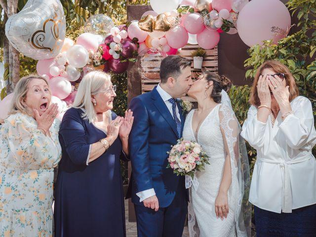 La boda de Borja y Emicel en Santa Cruz De Tenerife, Santa Cruz de Tenerife 29