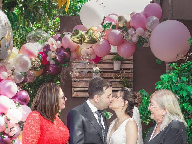 La boda de Borja y Emicel en Santa Cruz De Tenerife, Santa Cruz de Tenerife 31