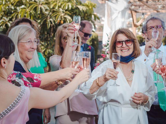 La boda de Borja y Emicel en Santa Cruz De Tenerife, Santa Cruz de Tenerife 39