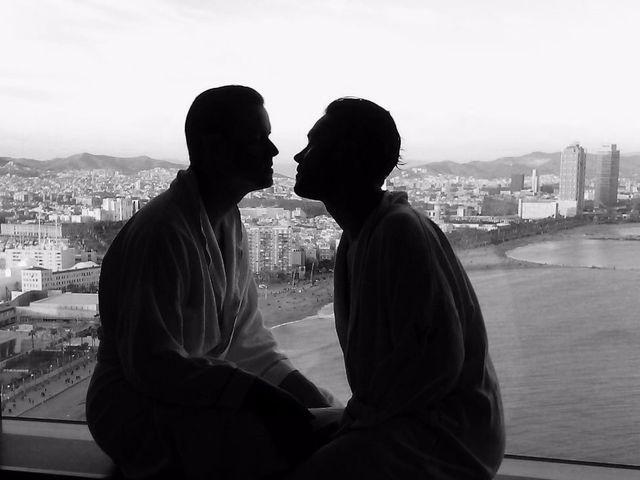 La boda de Enric y Marc en Barcelona, Barcelona 4