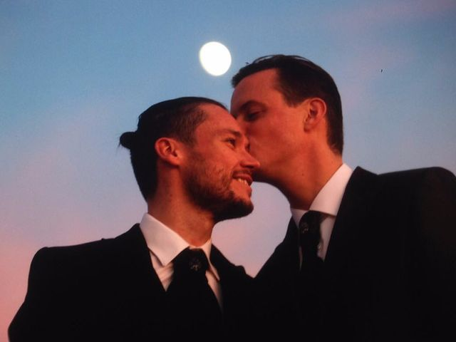 La boda de Enric y Marc en Barcelona, Barcelona 1