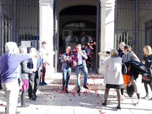 La boda de Enric y Marc en Barcelona, Barcelona 3