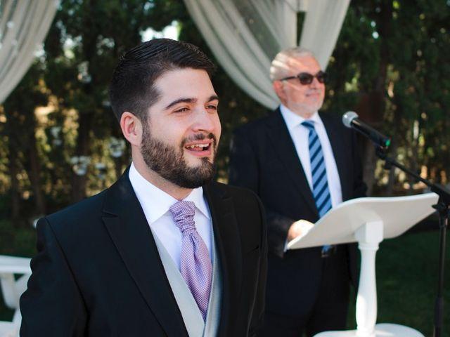 La boda de Joel y Rut en Pedrola, Zaragoza 22