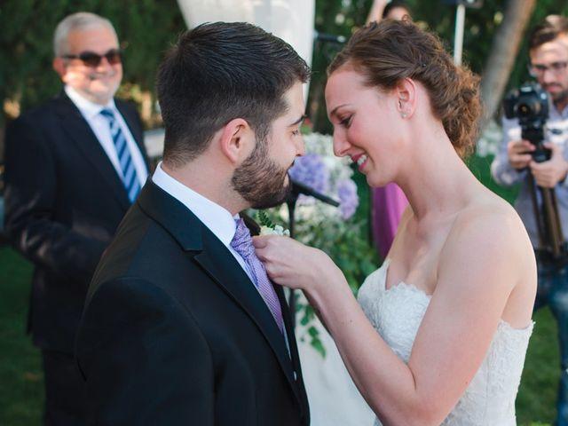 La boda de Joel y Rut en Pedrola, Zaragoza 23