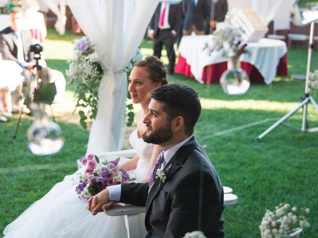 La boda de Joel y Rut en Pedrola, Zaragoza 24
