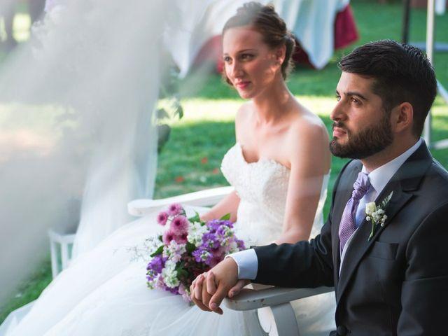 La boda de Joel y Rut en Pedrola, Zaragoza 25