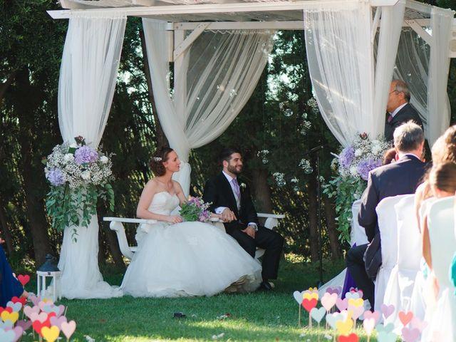 La boda de Joel y Rut en Pedrola, Zaragoza 26