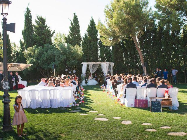 La boda de Joel y Rut en Pedrola, Zaragoza 27