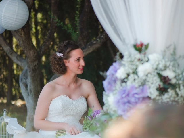 La boda de Joel y Rut en Pedrola, Zaragoza 30