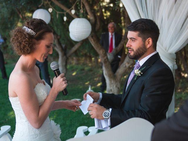 La boda de Joel y Rut en Pedrola, Zaragoza 35