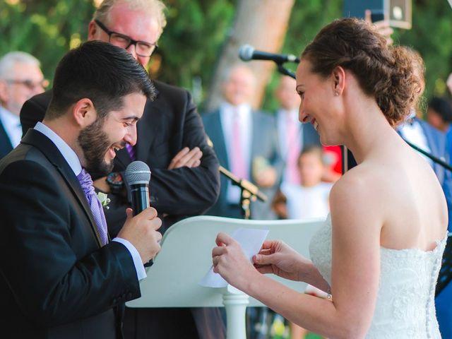 La boda de Joel y Rut en Pedrola, Zaragoza 36