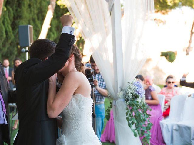 La boda de Joel y Rut en Pedrola, Zaragoza 41