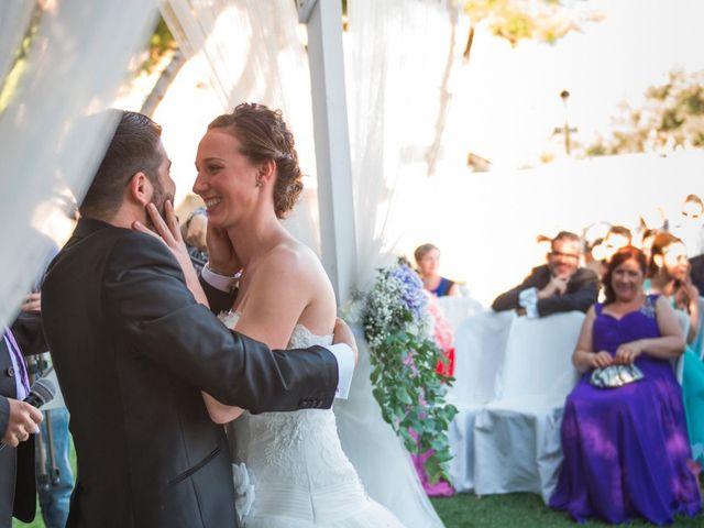 La boda de Joel y Rut en Pedrola, Zaragoza 42