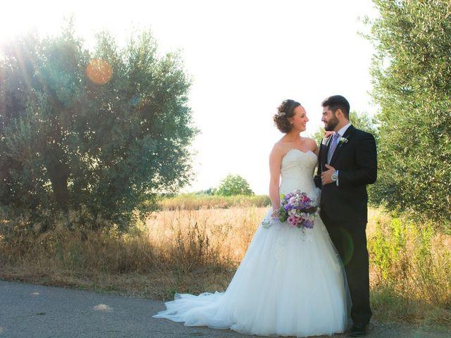 La boda de Joel y Rut en Pedrola, Zaragoza 43