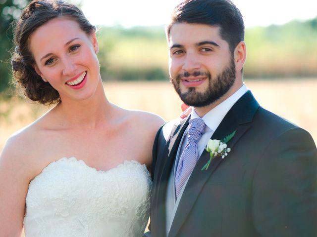 La boda de Joel y Rut en Pedrola, Zaragoza 44